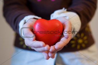 A children giving is love