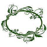 Floral banner 01