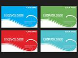 collection backgrounds for business cards