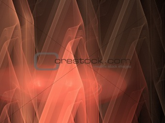 Abstract background. Black - orange palette.