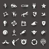 Iconic - Design Elements