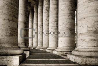 Classic Italian Columns