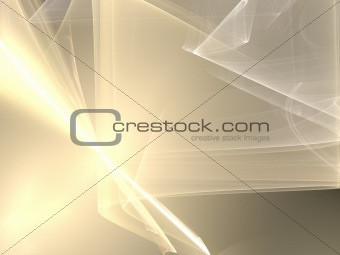Abstract background. Gold yellow palette.