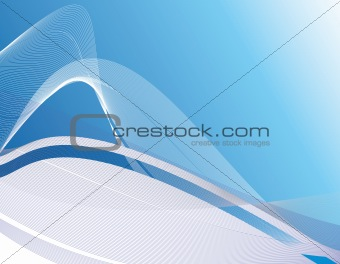 Abstract Illustrated Background