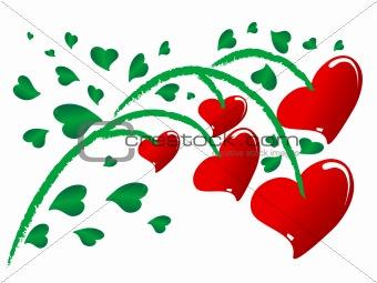 growing hearts