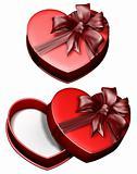 Gift Box Heart 2