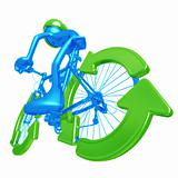 Recycle Bicycle