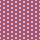flower shape pattern