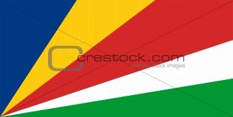 Flag Of Seychelles
