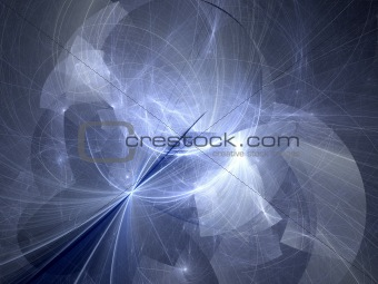 Abstract background. Blue - gray palette.