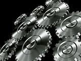 aluminium gears