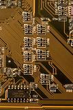 amber PCB