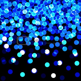 image 1517480 blue lights from crestock stock photos