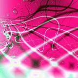 Crazy pink wires