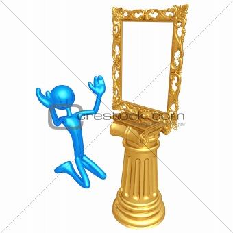 Art Frame Idol