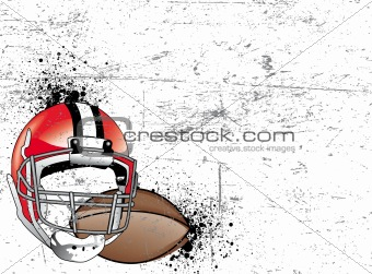 football vectorbackground