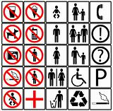 toilet icons