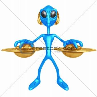 Alien DJ