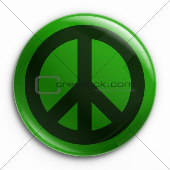 Badge - Peace