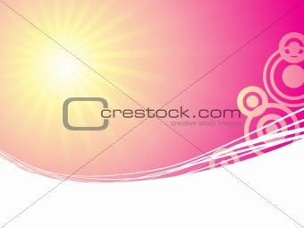 abstract background with place for the text, illustration