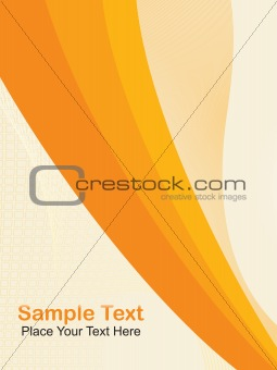 abstract fancy wave vector, design14