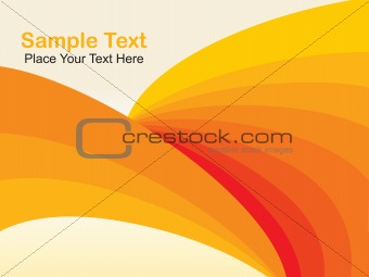 abstract fancy wave vector, design6