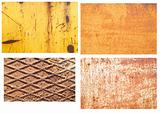 rusty surfaces