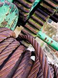 Steel Rope Wire and Cogs industrial
