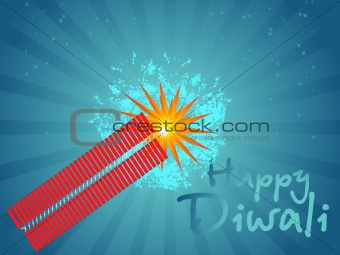 firework background Vector design11