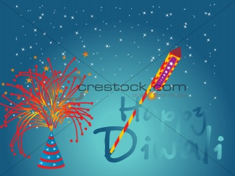 firework background Vector design5