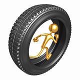 Tire Runner