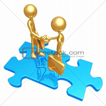 Business Connection Puzzle