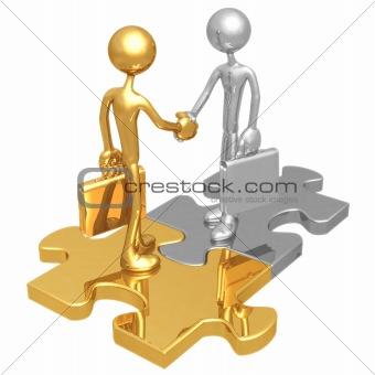 Business Connection Puzzle