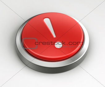 Red button - exclamation point