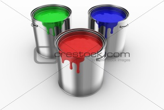 3 paint can