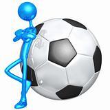 Attitude Soccer Football