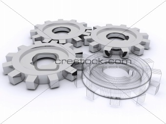 beautiful gears