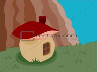 house-mushroom