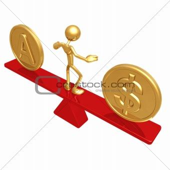 Amero Dollar Balance