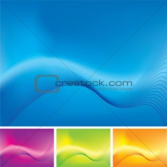 wave stroke variation