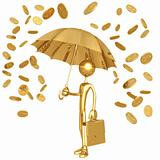 Raining Gold Coins