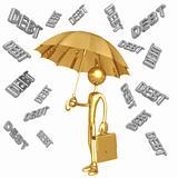 Raining Debt