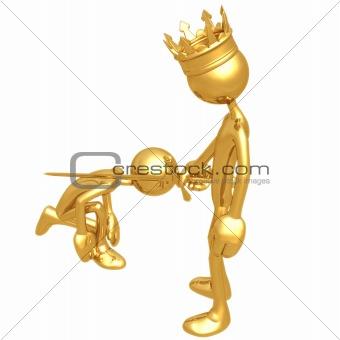 Knighting