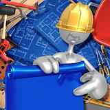 Builder With Blueprint