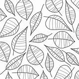 Abstract illustration of leafs. Vector