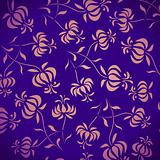 Abstract wallpaper pattern. Vector