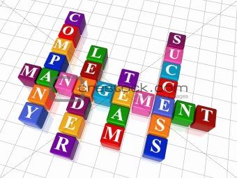 crossword 19 - management