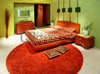 Green bedroom big