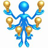 Handling Multiple Ideas