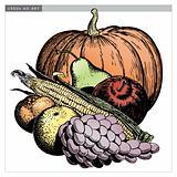 Vintage 1950s Harvest